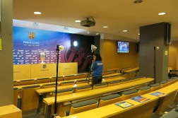 This is the press room i believe