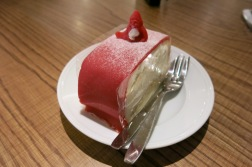 swedish dessert: princess cake
