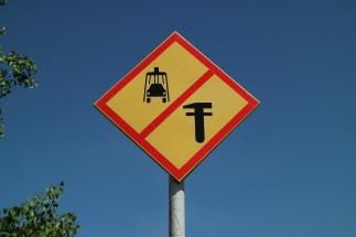 We always find signs that its hard to interpret