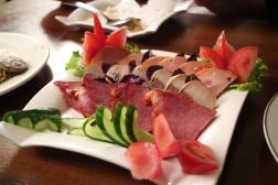 Horse Meat salami